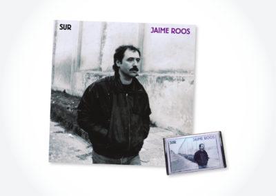 Jaime Roos / Sur / Disco y Cassette
