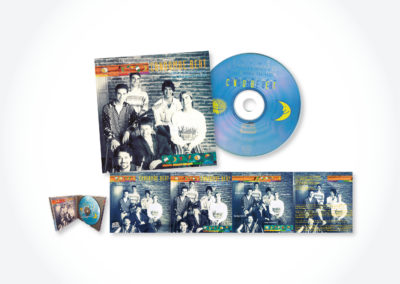 Jorge Shellemberg y la Banda en fuga / CD