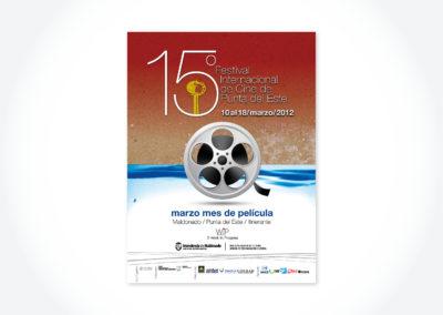 Festival de Cine / Cartel para refujios