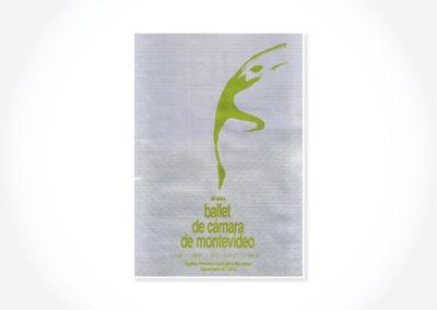 Ballet de Cámra MVD / Ciclo de Danza