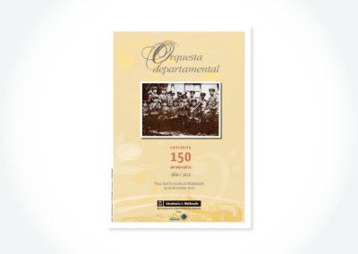 Aniversario Orquesta Departamental