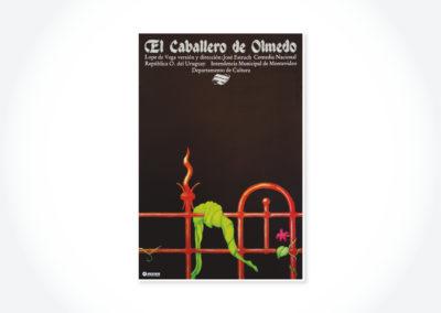 El Caballero de Olmedo / Teatro