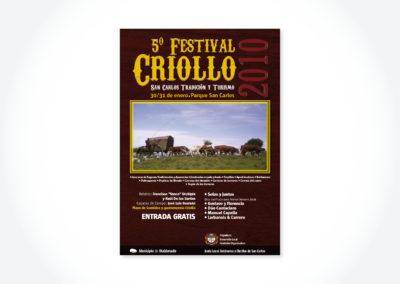 5to Festival Criollo