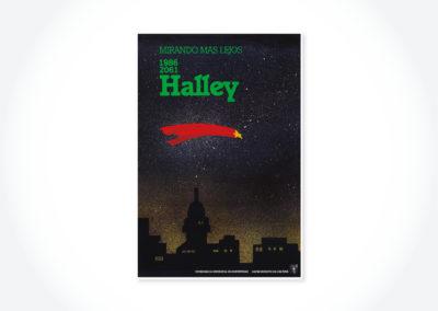 Halley conmemorativo