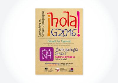 Hola G2016 Antropología Social