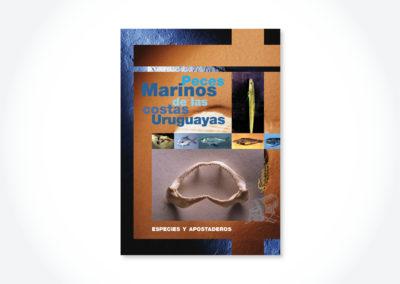 Peces marinos de las costas uruguayas / Tapa libro
