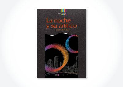 La noche y su artificio / Tapa libro