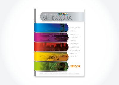 Mercoguía / Tapa guía turística