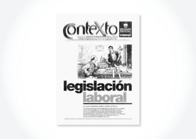 Contexto / Tapa periódico