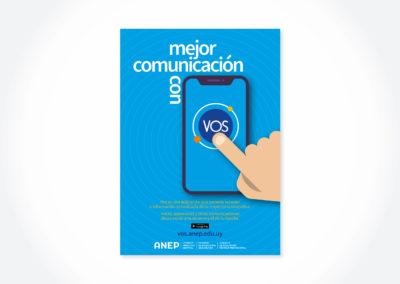 Aplicación para móviles Vos